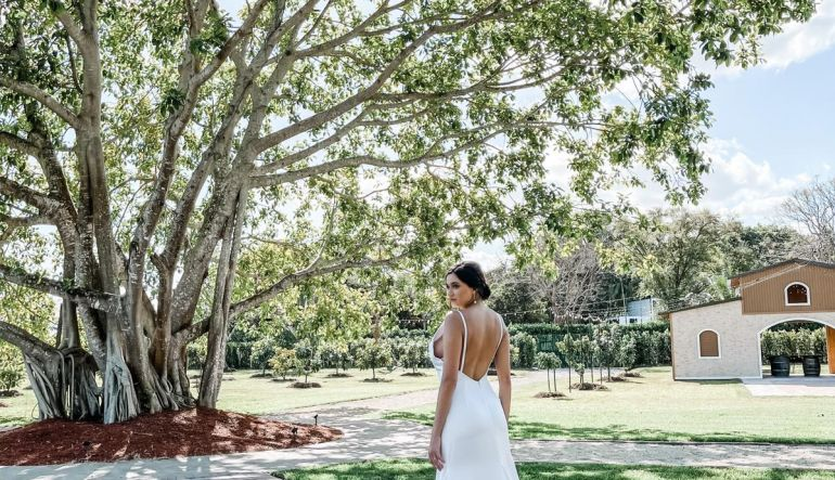 Garden Wedding Venues Miami